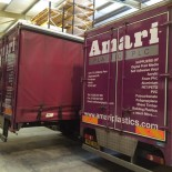 Amari Plastics trucks rear