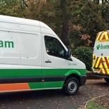 BAM vans
