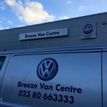 Breeze Van centre - van & building