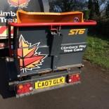 Climbersway trailer rear