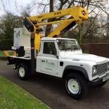 Durabilis crane truck full