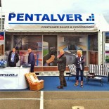 Pentalver event display