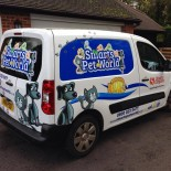 Smarts Pet World van side
