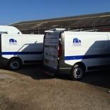 Southampton CC vans