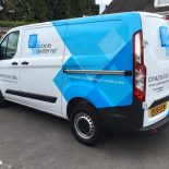 Ford Transit Wrapping