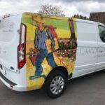 Art Van Wrap Southampton