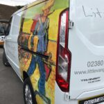 Signwriting & Van Wrapping in Hampshire