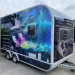 Wrapped Mobile Booth Hampshire