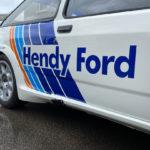 Ford Classic Wrap Southampton