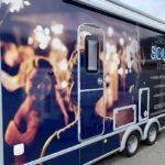 Mobile Booth Wrapping Hampshire