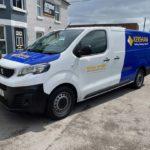 Peugeot Van Wrap & Signwriting Totton