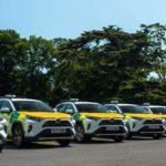 Urgent Care NHS Fleet SUV Wrap Andover
